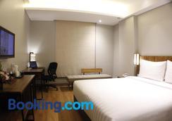 Batiqa Hotel Lampung - Bandar Lampung - Bedroom