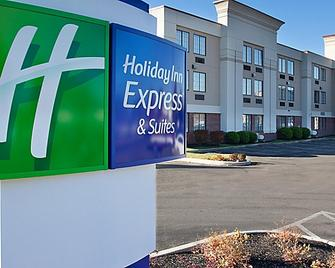 Holiday Inn Express Hotel & Suites Grove City - Grove City - Gebouw
