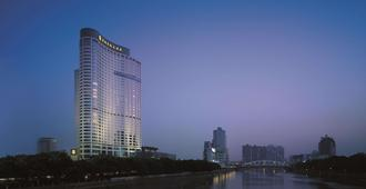 Shangri-La Hotel Ningbo - Ningbo - Vista del exterior