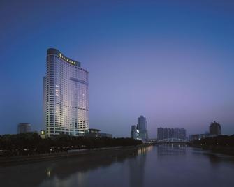 Shangri-La Hotel Ningbo - Ningbo - Buiten zicht