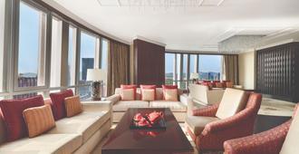 Futian Shangri-La, Shenzhen - שנג'ן - סלון
