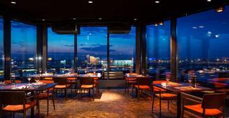 Radisson Blu Hotel Sheremetyevo Airport Moscow - Moscú - Restaurante