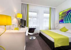 杜塞爾多夫市中心溫德姆花園國王大道酒店 - 杜塞爾多夫 - 杜塞道夫 - 臥室