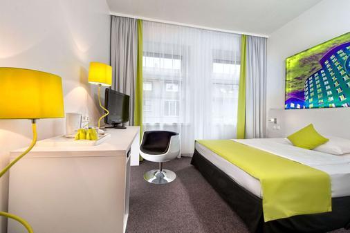 Wyndham Garden Düsseldorf City Centre Königsallee - Ντίσελντορφ - Κρεβατοκάμαρα