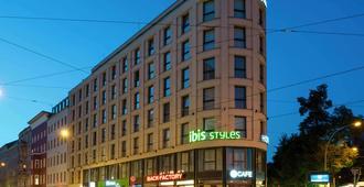 ibis Styles Hotel Berlin Mitte - Berlín - Edificio