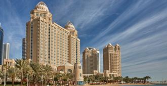 Four Seasons Hotel Doha - Doha - Bygning