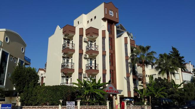 Kartal Hotel - Antalya - Rakennus
