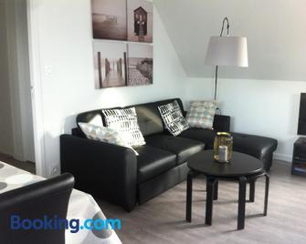 Location Tromeal Lasalle - Saint-Pol-de-Léon - Living room