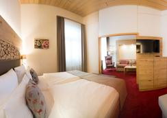 Waldhotel am Notschreipass - Todtnau - Bedroom