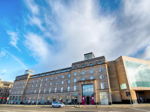 Leonardo Royal Hotel Edinburgh Haymarket - Edinburgh - Rakennus