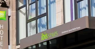 ibis Styles Strasbourg Centre Petite France - Straßburg - Gebäude