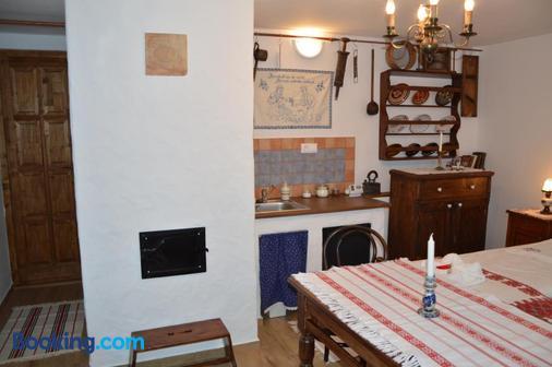 Szent Iván Vendégház - Tata - Dining room