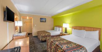 Rodeway Inn Oceanview - Atlantic City - Slaapkamer