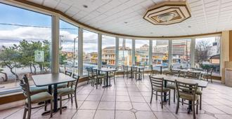 Rodeway Inn Oceanview - אטלנטיק סיטי - מסעדה