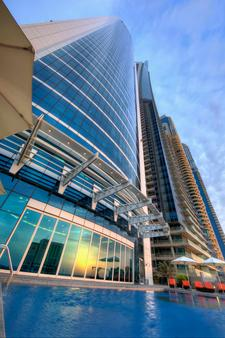 Tamani Marina Hotel and Hotel Apartments - Dubai - Building