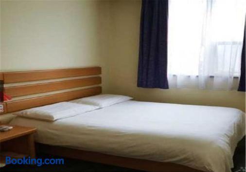 Home Inn - Wanzhou (Chongqing) - Bedroom