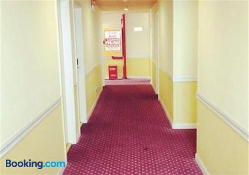 Home Inn - Wanzhou (Chongqing) - Hallway