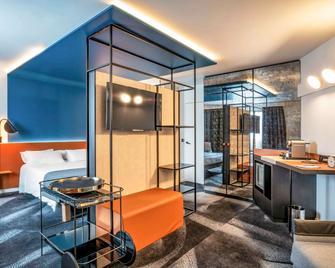Novotel Beaune - Beaune - Bedroom