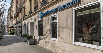 Best Western Montcalm - París - Edificio