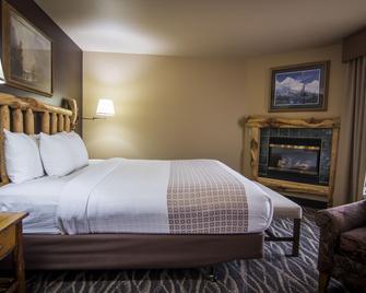 Bitterroot River Inn & Conference Center - Hamilton - Bedroom