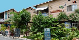 Hotel Posada Isla Chica - Bocas del Toro