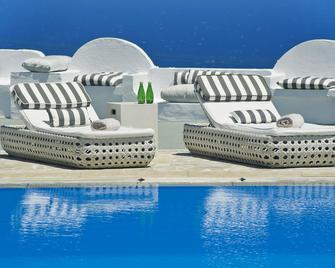 Santorini Palace - Thera - Pool