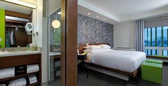 Mere Hotel - וויניפג - חדר שינה