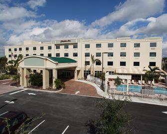 Hampton Inn West Palm Beach-Lake Worth-Turnpike - Lake Worth - Gebäude
