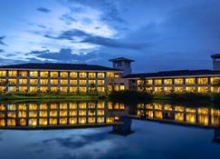 Dahongpao Resort Wuyi Mountain - Wuyishan - Building