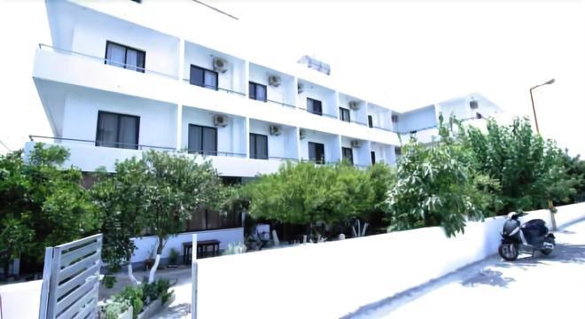 Platon Hotel - Faliraki - Bygning