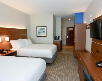 Holiday Inn Express & Suites New Boston - New Boston - Schlafzimmer