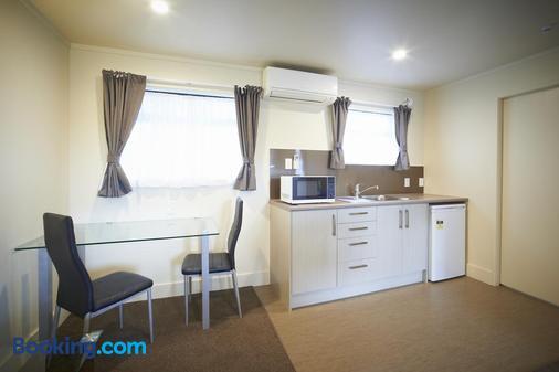 Auto Lodge Motel - Hamilton - Phòng bếp