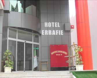 Hôtel Errafie - Constantine - Gebouw