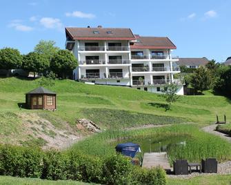Hotel Garni Belvedere, Das Bio Hotel & Suitehotel Am Ederse - Waldeck (Hessen) - Building