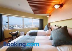 Chisun Inn Kagoshima Taniyama - Kagoshima - Bedroom