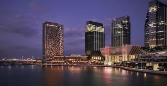 Four Seasons Hotel Abu Dhabi at Al Maryah Island - Abu Dhabi - Vista esterna