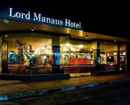 Lord Manaus Hotel - Manaus - Rakennus
