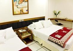 勞德馬瑙斯酒店 - 瑪瑙斯 - 馬瑙斯 - 臥室