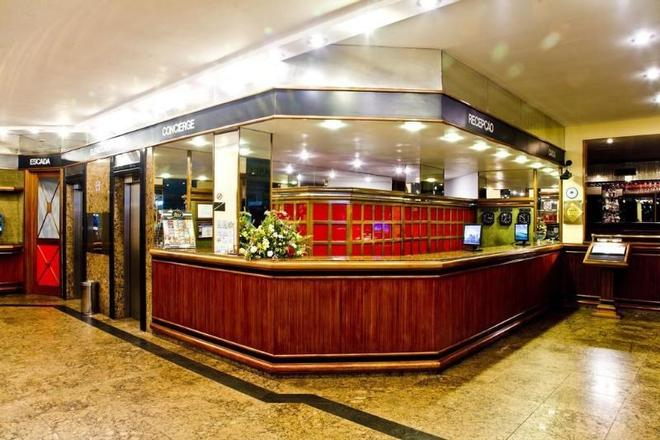 Lord Manaus Hotel - Manaus - Front desk
