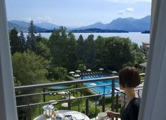 Hotel Simplon - Baveno - Balkon