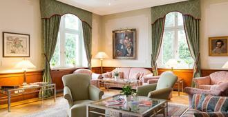 Usedom Palace - Zinnowitz - Sala de estar