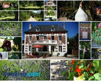Maison d'Hôtes Villa Mon Repos - Saint-Aubin-sur-Scie - Gebäude