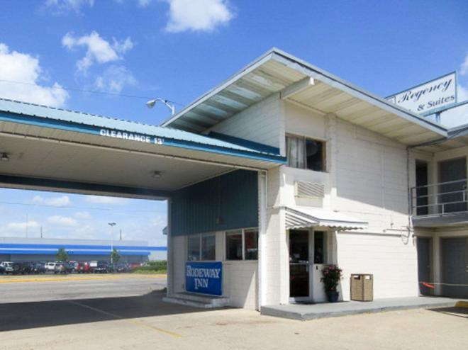 Rodeway Inn - Terre Haute - Toà nhà
