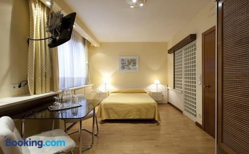 科隆中心公寓酒店 - 馬德里 - 臥室