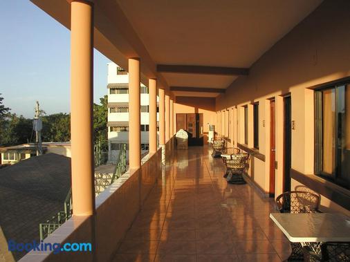 Hotel Garant & Suites - Boca Chica - Balcón