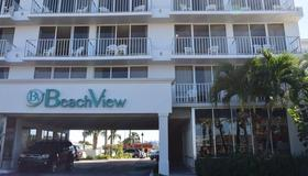 The Beachview Hotel - Clearwater Beach - Edificio