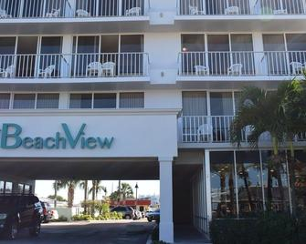 The Beachview Hotel - Clearwater Beach - Building