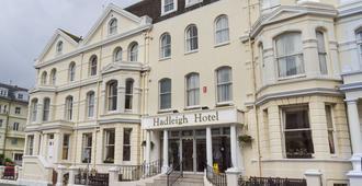 Hadleigh Hotel - Eastbourne - Edificio