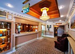 Castle Hotel - Merthyr Tydfil - Front desk