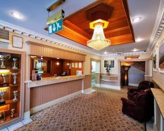 Castle Hotel - Merthyr Tydfil - Recepce